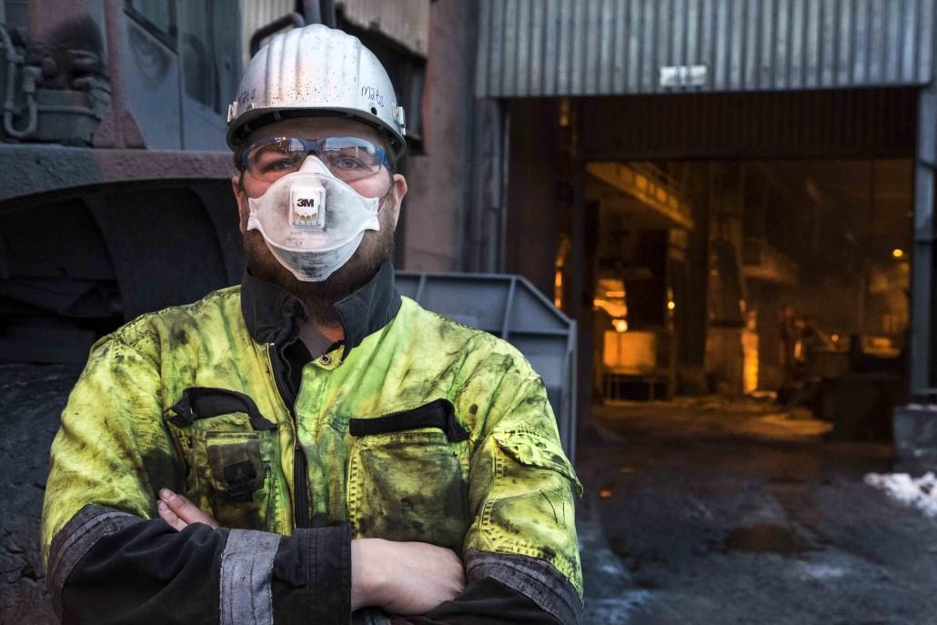 Clima tilbyr vask og rens av arbeidstøy på Helgeland.
