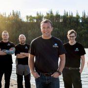 Clima er et vaskeri som leverer matter, mopper og arbeidstøy til bedrifter på Helgeland.
